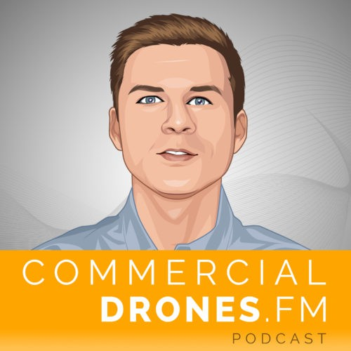 Commercial Drones FM Podcast - The First Episode - Ian Smith