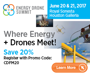 Commercial Drones FM Podcast - Energy Drone Coalition Summit