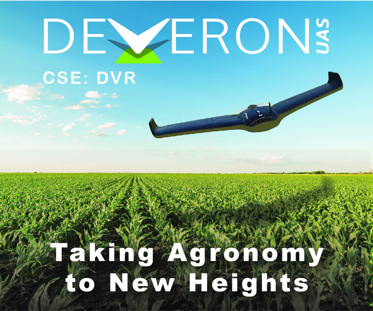 Commercial Drones FM Podcast - Deveron UAS