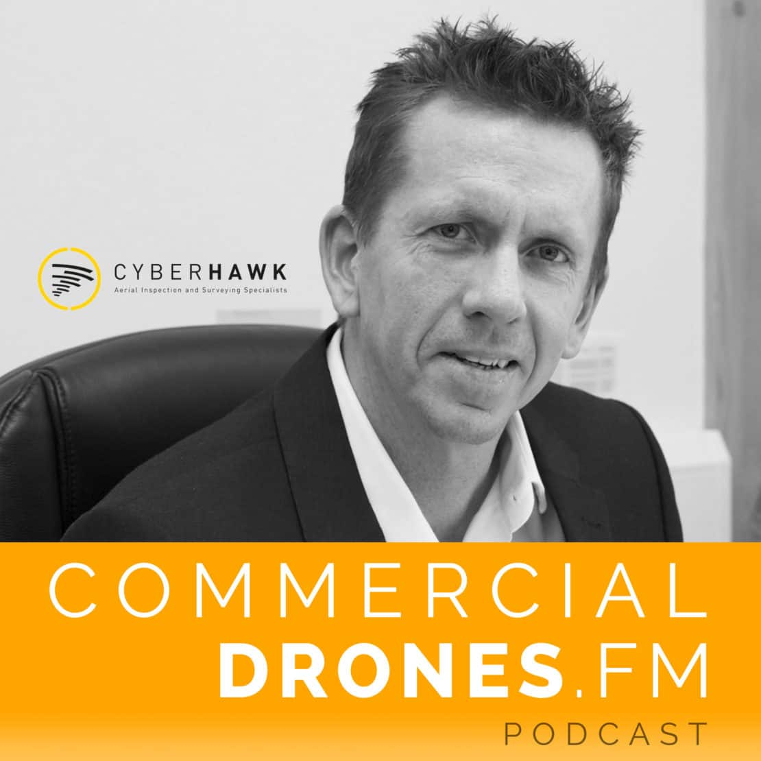 Oil And Gas Inspection Drones with Cyberhawk's Chris Fleming