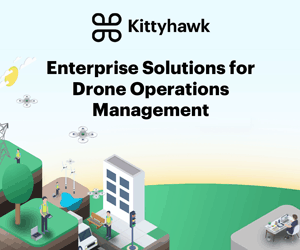 Kittyhawk enterprise solution for drone operations management on Commercial Drones FM