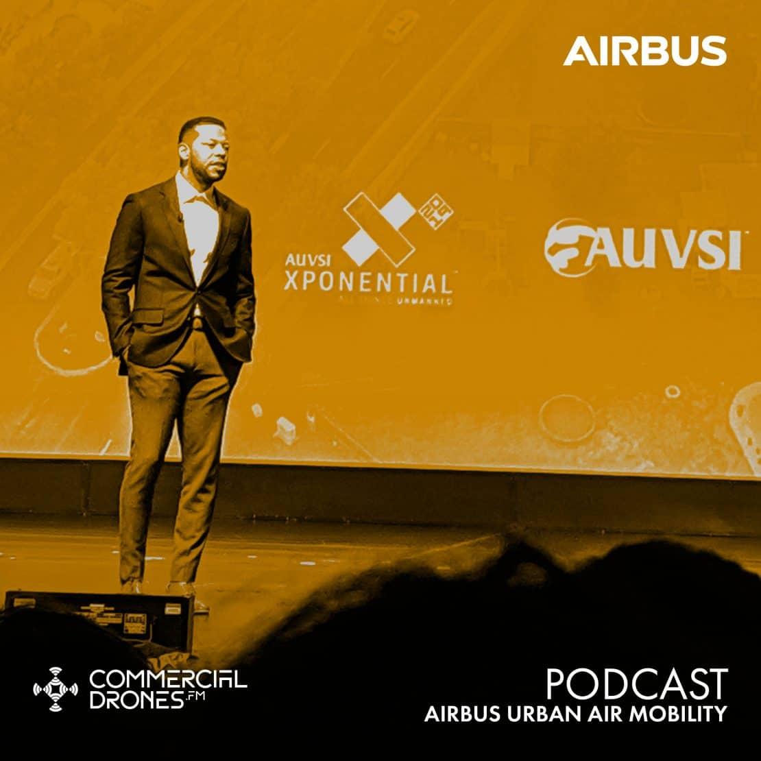 Travis Mason Airbus podcast - Urban Air Mobility